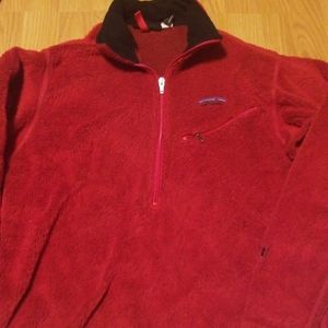 Patagonia Red Pullover